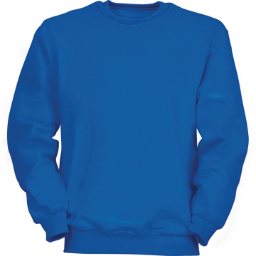 Sweat-Shirt, royalblau, Größe S